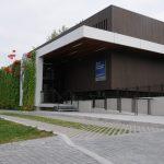 Pavillon horticole écoresponsable