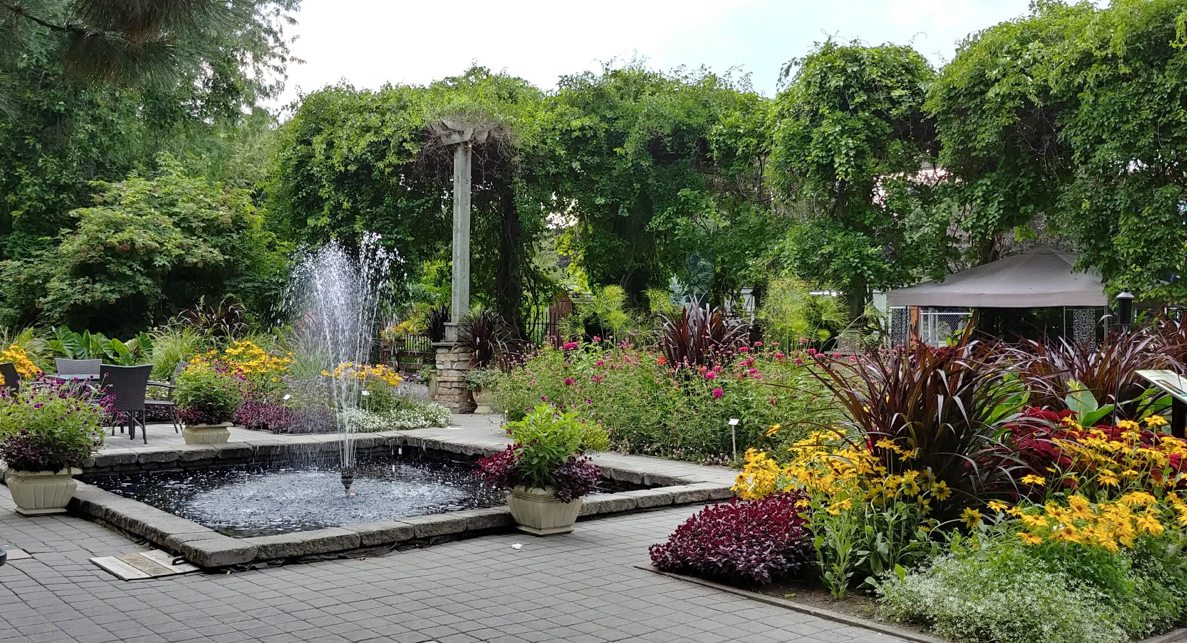 Jardin Daniel A. Séguin |