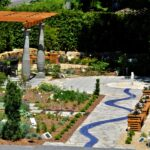 Azur : jardin méditerranéen